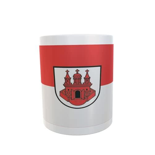 U24 Tasse Kaffeebecher Mug Cup Flagge Ettenheim