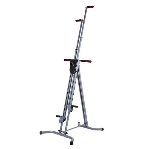 Mini-Stepper Swing Stepper Escalador Vertical con Pantalla LCD Universal Home Stepper Body Building Ejercicio Duradero Máquina de Escalada Equipo de Fitness.