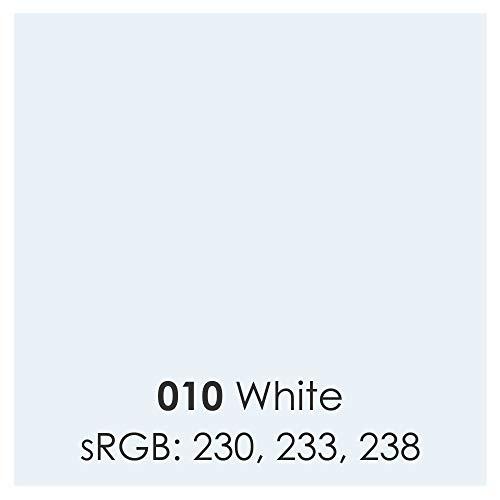 Oracal 651 Glossy Permanent Vinyl 12 Inch x 6 Feet - White