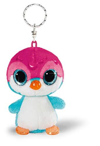 NICI 38788 - NICIdoos Sirup Pinguin Deezy Crazy, 9 cm,Schlüsselanhänger
