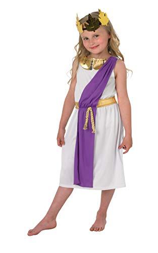 Rubies 640204 - Libro oficial de disfraces romanos para niños, multicolor, XL (edades de 9 a 10 años)