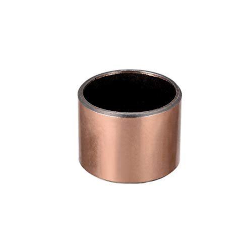 uxcell Sleeve Bearing 35mm Bore x 40mm OD x 30mm Length Plain Bearings Wrapped Oilless Bushings Pack of 1