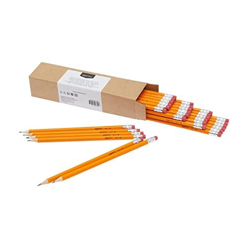 Amazon Basics Holzgefasste Bleistifte Bild