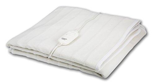 Palucart 1 calentador de cama individual de 160 x 70 cm, manta...