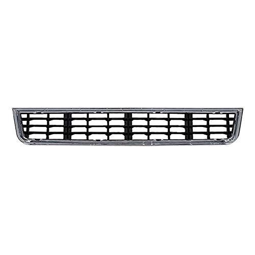 LYYBABY Grille, Cromo Radiador Grúa Frontal Centro De Parachoques para Audi A4 B6 Limusina 02-05