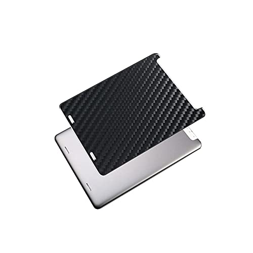 Vaxson 2 Unidades Protector de pantalla Posterior, compatible con Teclast X98 Plus II 9.7' 2, Película Protectora Skin Piel Negro [No Carcasa Case ]
