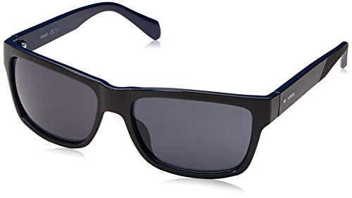 Fossil Herren FOS 3097/S Sonnenbrille, Black, 59