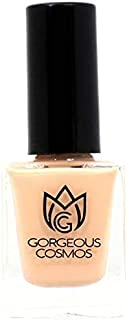 Gorgeous Cosmos Classic- Fair Bride Toxic Free Nail Polish 10 Ml