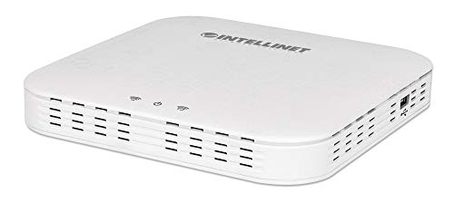 Intellinet 525831 Manageable Wireless Access Point/Router Poe Gigabit Dual-Band AC1300 Color blanco...