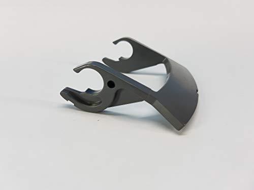 Eheim 7343118 - Abrazadera de Bloqueo para Grifo Doble, 6 x 6,7 x 2,8 cm