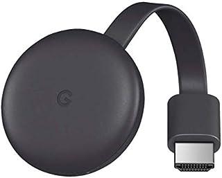 Google - Chromecast 3 - Charcoal