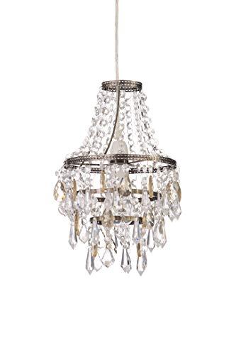 Illuminate Easyfit Lampenschirm, antikes Messing