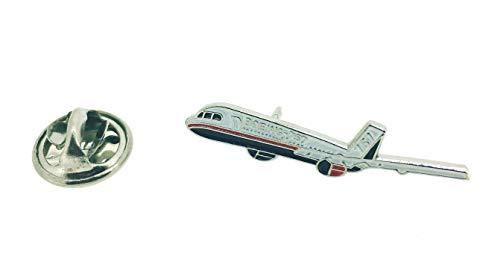 Gemelolandia   Pin de Solapa Avión Boeing 757   Pines Originales y Baratos Para Regalar   Para las Camisas, la Ropa o para tu Mochila   Detalles Divertidos