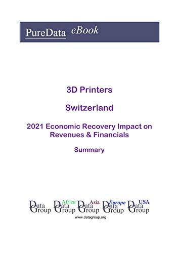 3D Printers Switzerland Summary: 2021 Economic Recovery Impact on Revenues & Financials