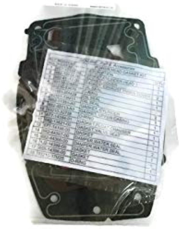6E7W000101 02 0 Powerhead Gasket & Seal kit for Yamaha Outboard 9.9HP 15HP 2T