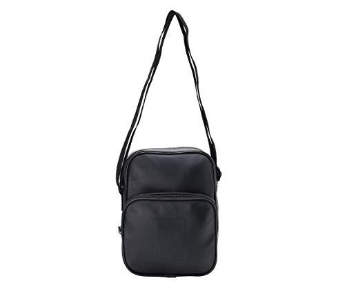 PUMA BVB Reporter Bag Tasche, Black-Cyber Yellow, UA