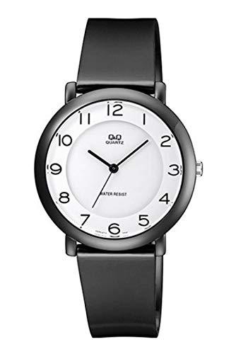 Relógio Q&Q, Unissex, Fashion, Analógico, Preto