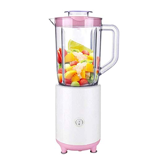 XZJJZ Juicer Power, easy-to-use centrifugal juicer with extraction press, wide chute for whole fruit vegetables, anti-drip,