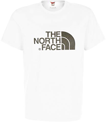 THE NORTH FACE Tee Shirt 2tx3 Easy pw2 WHT H XL