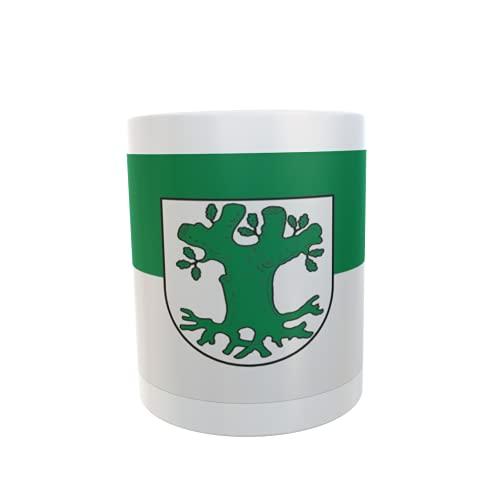 U24 Tasse Kaffeebecher Mug Cup Flagge Klötze