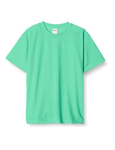 [ユナイテッドアスレ] Tシャツ 4.1oz ドライアスレチックTシャツ 590001 ミントグリーン 日本 L (日本サイズL相当)