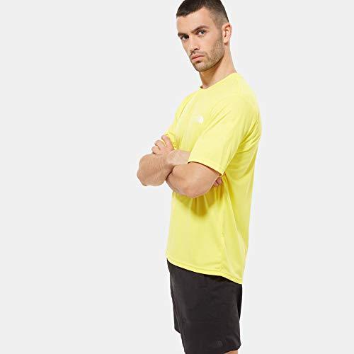 The North Face M Reaxion Amp Cre-EU - Camiseta Hombre