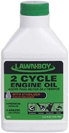 8 free shipping Under blast sales bottles Lawn-Boy Lawn Boy 89932 Engine oz Cycle Oil 2 4