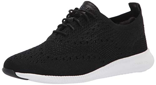 Cole Haan Women's 2.Zerogrand Stitchlite Oxford, Black, 5.5 B US