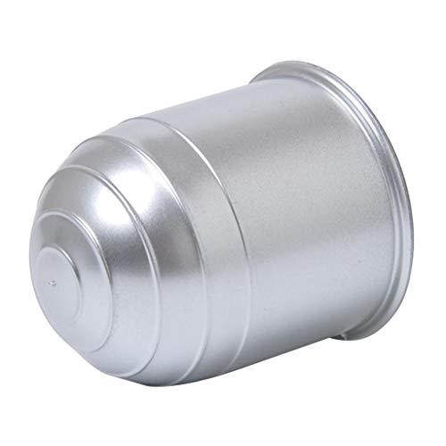 F Fityle 50mm Schwarz Ball Abdeckkappe Anh/ängerkupplung Abdeckung Schutzkappe f/ür Kugelkopf