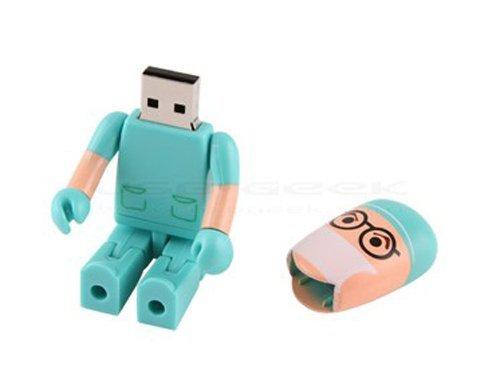 Shooo 16GB Creative Plastic Female...
