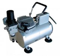 Draagbare compressor met drukregelaar Werther TC108S zonder romp