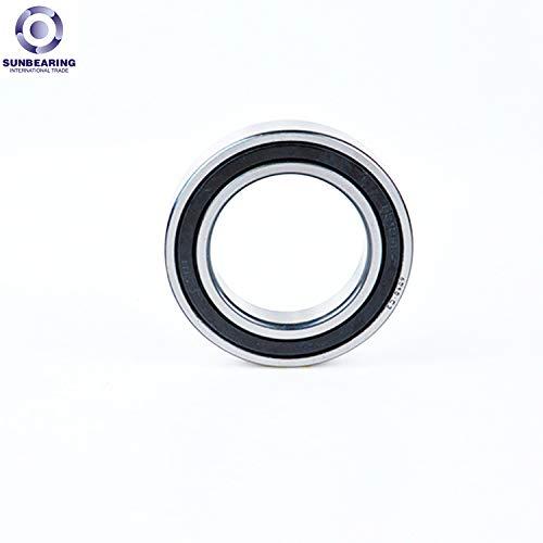 Timken 6310-2RS Rodamiento de bolas profundo del surco, medio, sello de dos contactos, diámetro del diámetro de 50 mm, diámetro de 110 mm, ancho de 27 mm