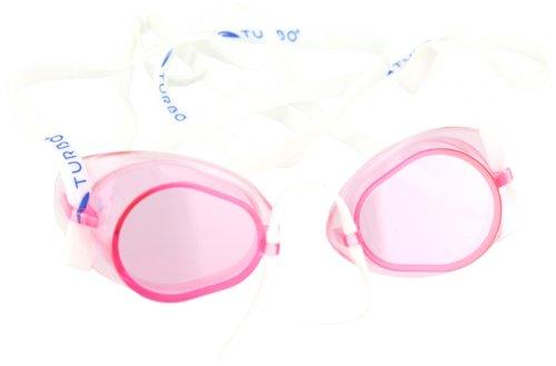 Turbo Grenoble - Gafas de natación, Color Rosa