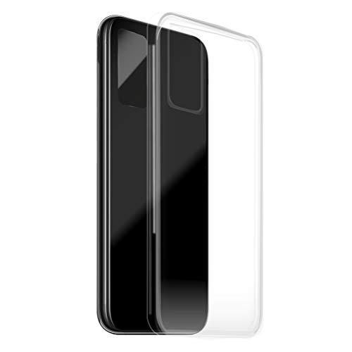 Funda para Xiaomi Redmi Note 10 5G, Carcasa Silicona Transparente, Protector De Goma Blanda, Cover Caucho, Gel TPU para Xiaomi Redmi Note 10 5G