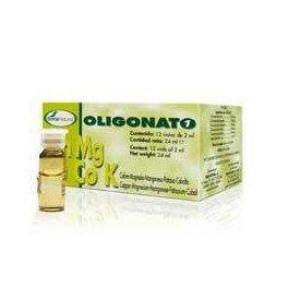 Soria Natural Oligonato 1 Cobre Magnesio, Manganeso, Potasio y Cobalto - 28 Unidades