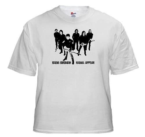 tee Shirt New Adult Unisex Aussie Rock Legends Radio Birdman Cotton T Shirt White XL