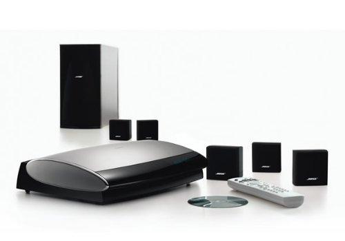 Bose Lifestyle 18 II Heimkino-System Silber