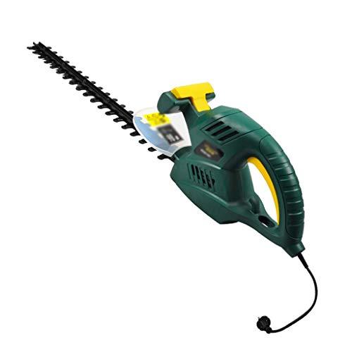 1yess Elektro-Heckenschneider, Wiederaufladbare Heckenschere Elektro-Pruning Maschine Pruning Maschine Tee Mower (Size : 600W plugin Hedge Trimmer)