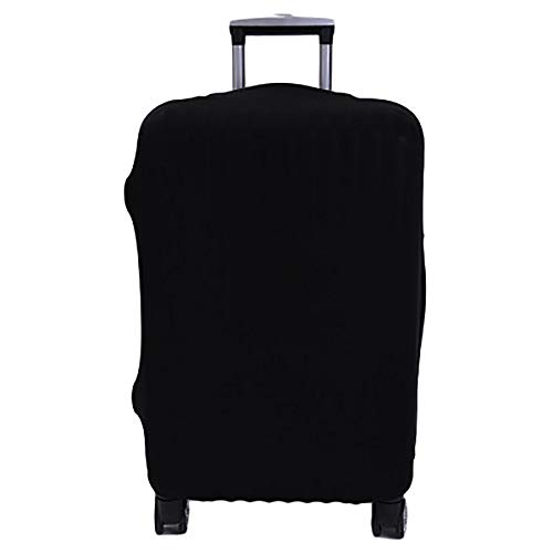 Refaxi Travel Luggage Cover Protector Elastic Suitcase Dust-Proof Scratch-Resistant Fit for 26-28inch Suitcase (Size L)