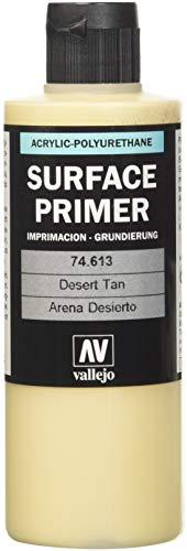 Vallejo primer, 200ml–Desert tan base