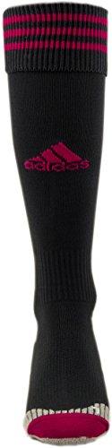 adidas Stutzenstrumpf Socken GK Pro dunkelgrau/pink 4 // 43-45