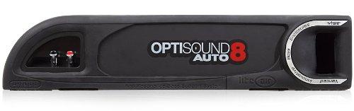 Vibe Audio Optisound Auto 8 Active Amplified Slim Underseat Bass Reflex...