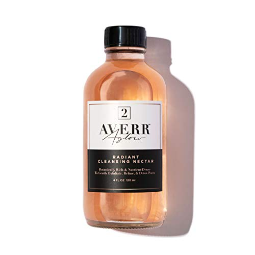 Averr Aglow No.2 Radiant Cleansing Nectar, Daily Face Wash...