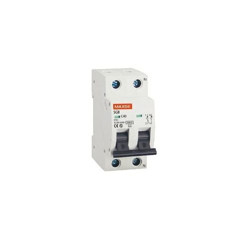 CABLEPELADO Interruptor automatico residencial 1P+N-6kA Blanco 32 A