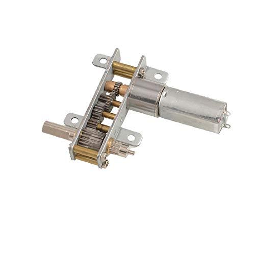 New Lon0167 Reparatur von Vorgestellt elektrischem Getriebemotor des zuverlässige Wirksamkeit Teils 13GB (Lieferung innerhalb von 15-25 Tagen) DC 12V 120RPM 100mA(id:004 9c 6e 1a7)