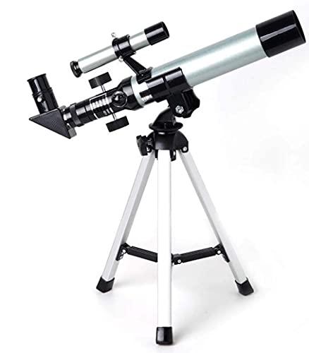 JIAWYJ Teleskop/astronomisches Teleskop, Brechungsteleskop mit Stativ High-Definition-Welt Dual-Use-Monokular-Kindertag Geschenk/Commodity-Code: WXJ-1074