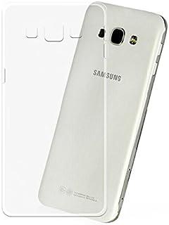 【Cavor】 サムスン Samsung Galaxy A8 AU SCV32 用 TPU クリア ソフト バンパーケース 保護カバー 携帯カバー 高透明