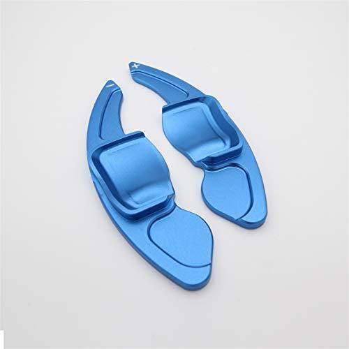 Paletas De Cambio De Volante Paddle del Volante de automóviles Extienda DSG DSG Direct Shift Paddle Funda para VW Tiguan para Golf 5 6 MK5 MK6 para Jetta GTI R20 R36 Las Paletas del Volante del Coche