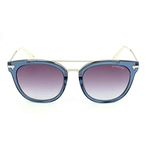 G-STAR RAW Gs660S Combo Frior 440 52 Gafas de sol, Azure, Mujer