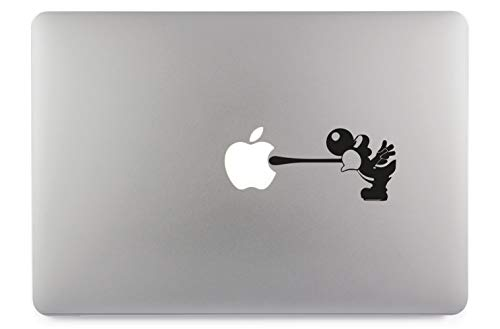 Yoshi Vinyl Skin Decal Sticker for Apple MacBook Air Pro Notebook Laptop Apple Car Smooth Surface